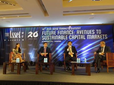 中國信託銀行積極推動永續金融