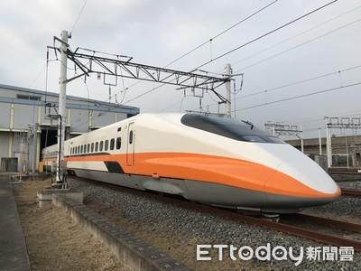 高鐵列車橘白外漆 明年9月全面國產化