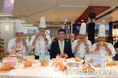 台灣師傅用麵包將台灣推向國際!