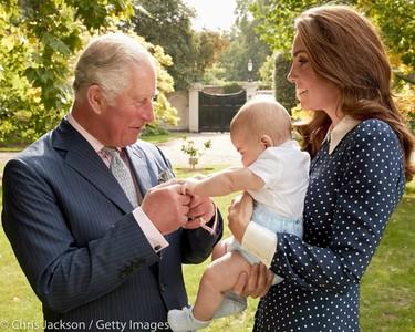 英查爾斯王子71歲誕辰 王室曬照慶生