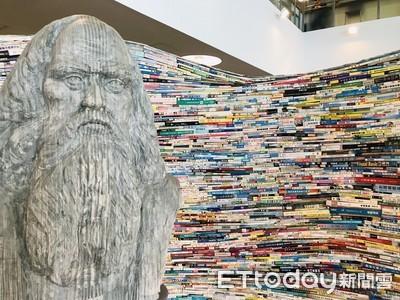 高雄「市立總圖」美得不像圖書館