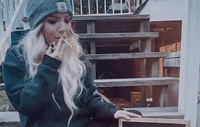 23歲媽狂讚:大麻讓我變成更好的父母