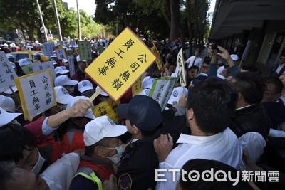 勞動部:華映大量解僱1900名員工、政府代償8億元 雙創歷史新高