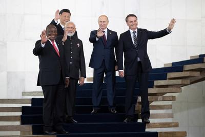 普丁:核武談判不只中國 英、法該納入