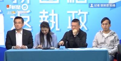 韓營嗆「國家機械」遭記者打臉 尷尬現場影片曝光