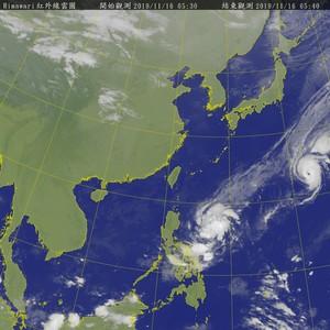 下週高溫驟降濕冷 第27號颱風恐生成