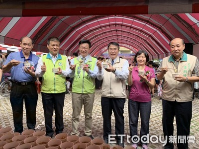台南胡麻季農業產業文化活動開跑