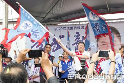 李武龍台南麻豆區成立競選總部成立