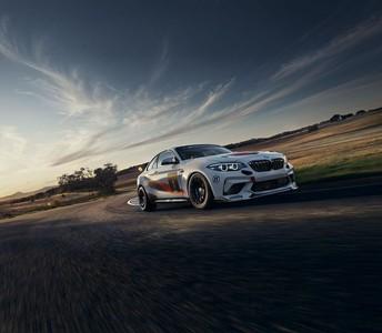 BMW推M2 CS Racing親民工廠賽車