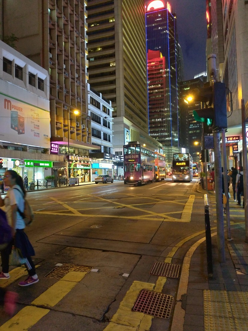 我的香港行