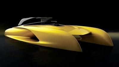 「Bugatti前設計師」轉行造遊艇 售價比Chiron還便宜!