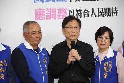 藍營桃園「村長」 宣布參選立委