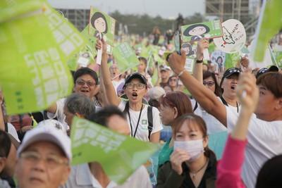 高雄立委「憂全軍覆沒到可望全壘打」 地方人士:韓國瑜輕諾寡信惹怒市民