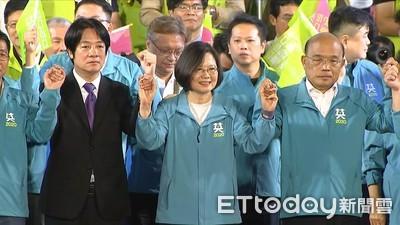 蔡英文:台灣人沒要征服宇宙...只想用自己的力量守護主權、捍衛民主