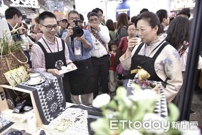 花蓮北上賣咖啡 國際重量級專家加持促銷