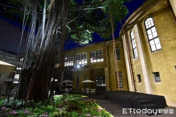 ▲▼林志玲、AKIRA婚禮,台南美術館一館婚宴現場。(圖/記者李毓康攝)