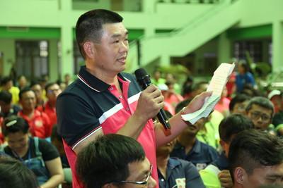 陳吉仲宣布貸款5年免息額度200萬