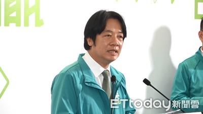 快訊/最強組合「蔡賴配」成軍!賴清德:在民眾期待中看到自己的責任