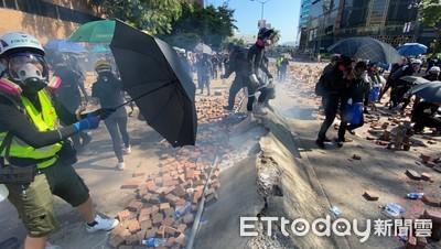 香港理工大學情況危險! 警方呼籲:市民切勿前往