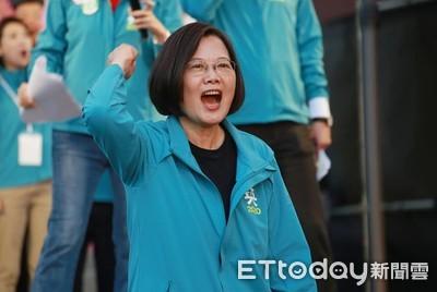 蔡英文回擊韓國瑜:高雄市民在等一個市長