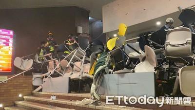 香港記協:警方拘捕記者 違反新聞自由