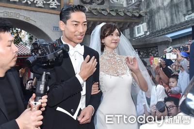 「台南女兒」林志玲出嫁 賴清德祝福
