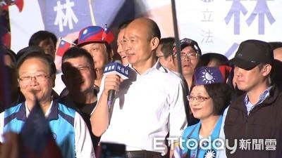 黃創夏70字批韓國瑜 要國民黨自救