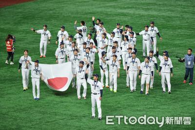 日本隔10年冠軍 稻葉奧運再戰