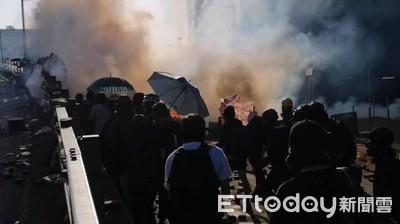 蓬佩奧關切香港理大衝突 陸外交部回應