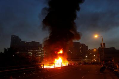 川普政府官員譴責香港不正當用武