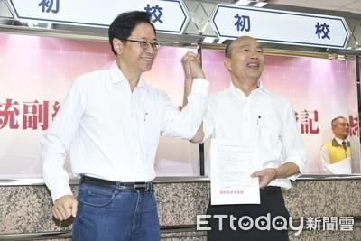 韓國瑜高喊執政目標:「庶民蔣經國、數位孫運璿」