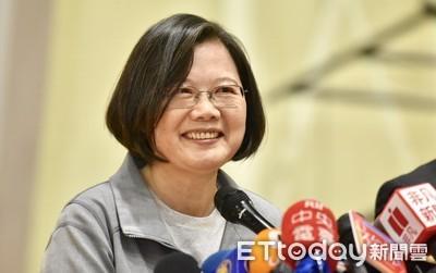 蔡英文:若擔心中華民國消失 應去關心國民黨不分區名單