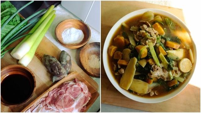 日本人想像的台灣料理 失傳百年「八風菜」食譜 甜鹹超下飯