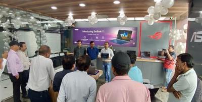 華碩在印度市場傳捷報! 印度總體筆電銷售上半年逆勢成長3成