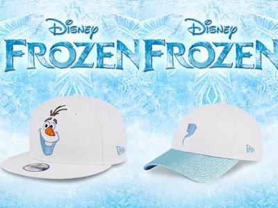 《冰雪奇緣2》帽子雪寶跳到頭上
