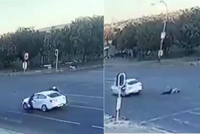 女駕駛遇4歹徒劫車 被開槍轟臉亡
