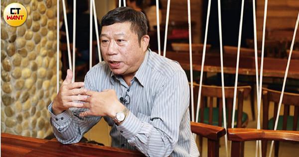 名嘴陳汶濱透露,總統大選賭盤已悄悄啟動,潛藏干擾選情的疑慮。(圖/張文玠攝)