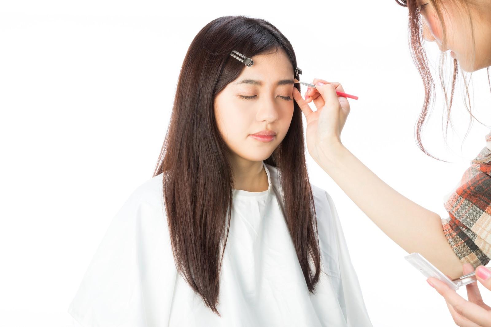 ▲眉毛,畫眉,化妝,美妝,美容。(圖/取自免費圖庫Pakutaso)