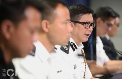 解密香港新警務處長鄧炳強