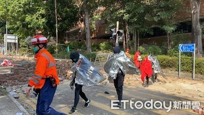 受困台灣女高中生 陸委會:人在葵涌警署