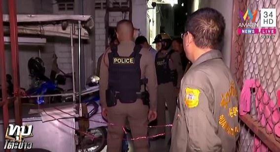 ▲泰國13歲妹遭6男性侵,案發前一個月才得知自己懷孕。(圖/翻攝自AmarinTV下同)