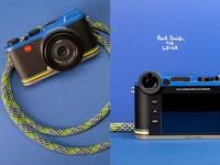 文青迷搶著要!徠卡XPaul Smith聯名相機限量900套 彩色條紋欠收藏