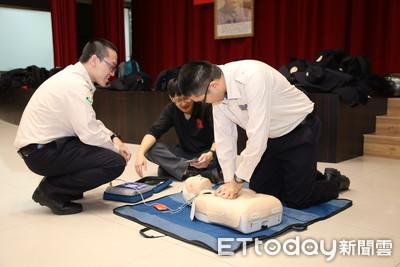 新北役男在職訓練 災害防救課程