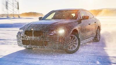 BMW i4直逼超跑級530匹最大馬力