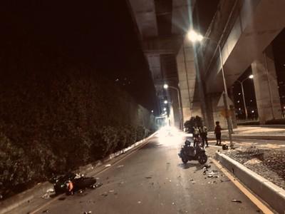 「車撞到碎掉」嚇醒 惡夢成真他魂斷街頭