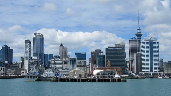 ▲▼奧克蘭為紐西蘭北島最大的城市,人口約150萬,聚居了全國約32%的人口,同時也是紐西蘭工業和商業中心。(圖/取自免費圖庫Pixabay)