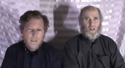 塔利班換囚 釋放美澳2人質