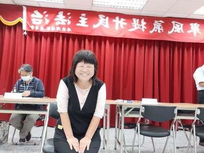 蔣月惠參選立委 年輕人薪資未滿3萬補助5千