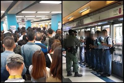 香港復課首日!港民號召「晨曦行動」阻塞交通