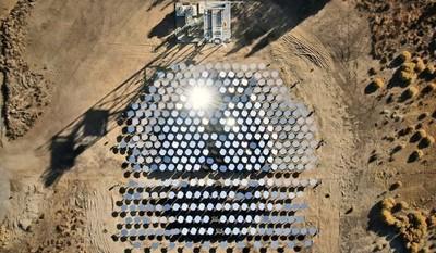 太陽能技術大突破 首度能煉鋼